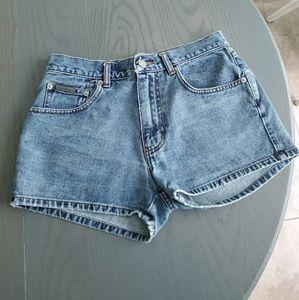 Vintage 90s Calvin Klein CK Jeans shorts 5 or 28